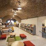 Book e la magica biblioteca