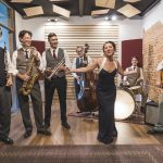 A tutto swing con Ivy & The Bounce