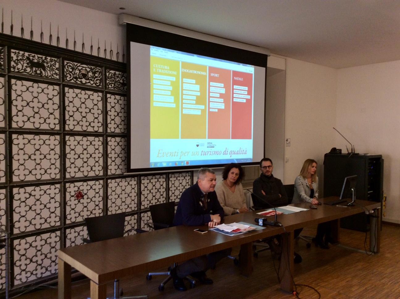 Calendario Eventi.Calendario Eventi 2019 Siena Comunica