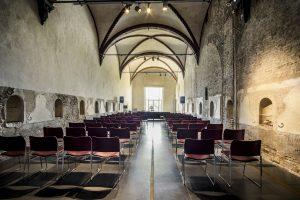 Sala Sant'Ansano Siena Comunica
