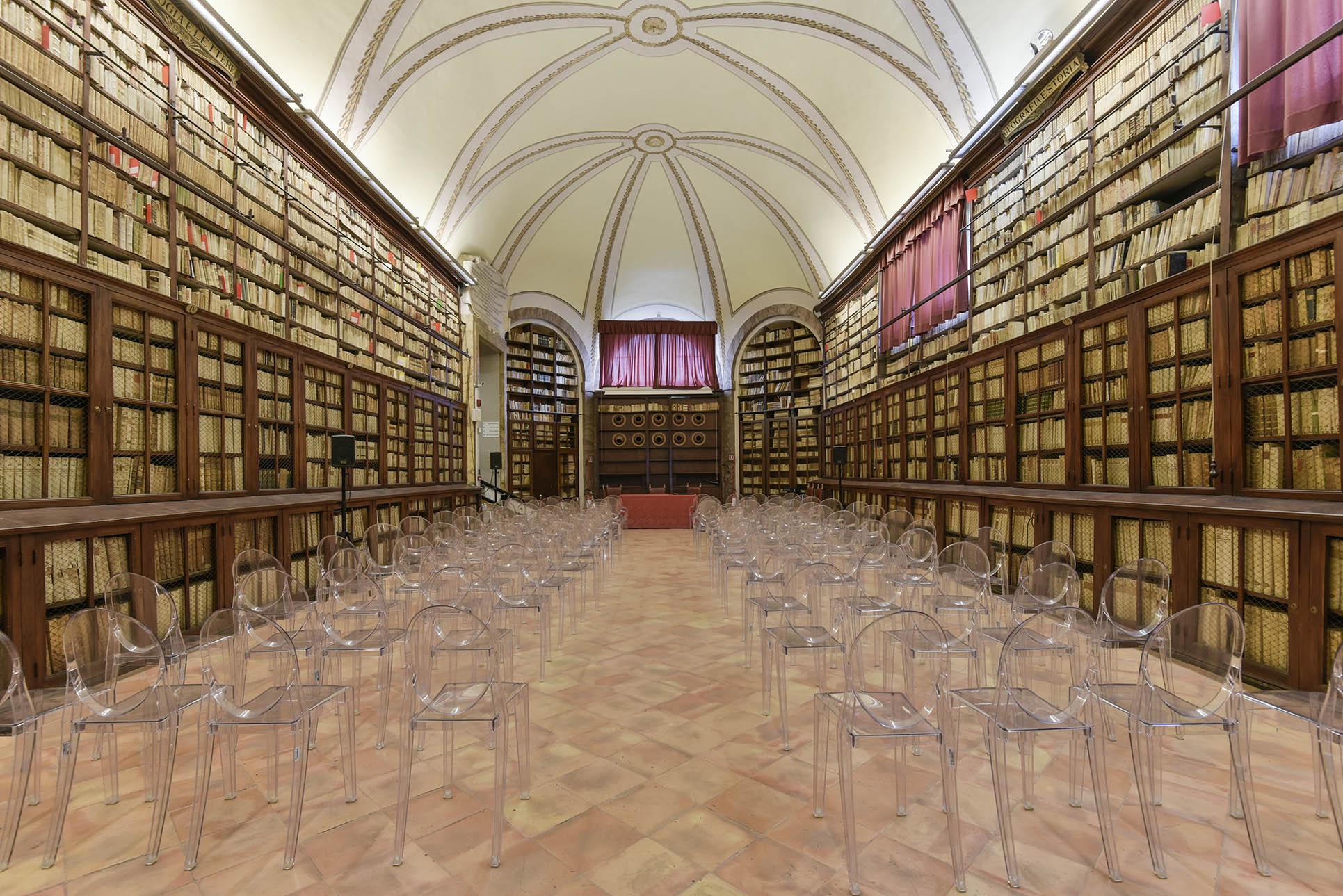 Biblioteca Intronati Siena Comunica