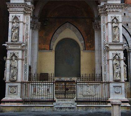 Dal Facciatone Del Duomo Di Siena Siena Comunica