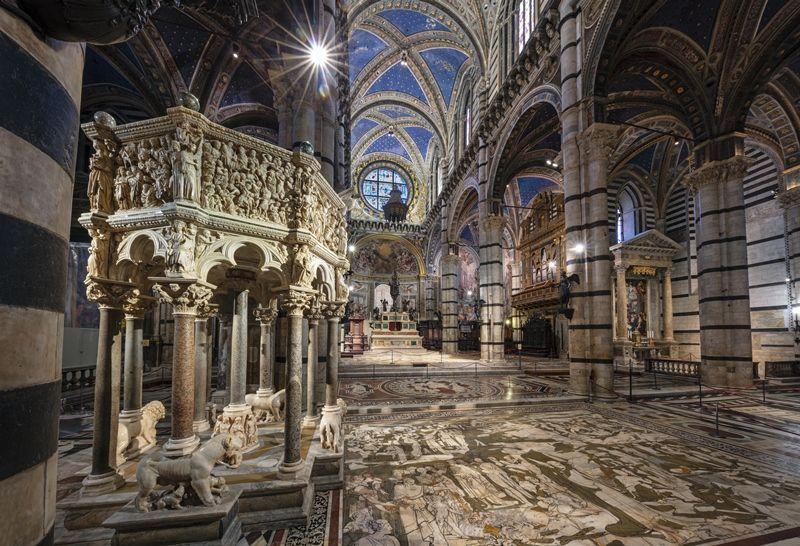 Scopertura straordinaria del Pavimento del Duomo